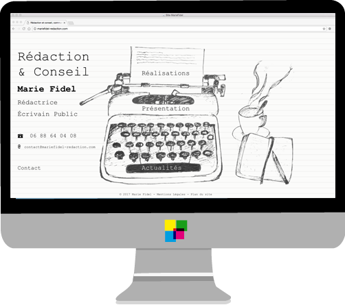 Webdesign, Intégration, Illustration