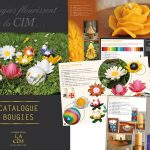 Création catalogue de bougies artisanales