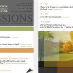 Mise en page programme-session